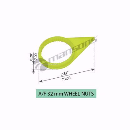 Picture of Wheel Nut Indicator